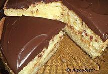 Διπλή τούρτα κωκ