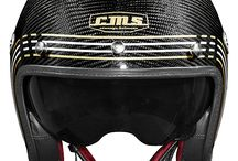 HELMETS VINTAGE SV CARBON FAST BACK / Vintage carbon helmet