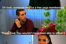 Scott Disick Makes Me Laugh