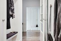 Hallway Ideas Scandinavian
