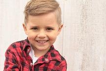 BOYS: Hair Cuts/Styles