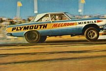 Max Performance / Mopar performance in the golden years of factory built drag racing supercars: 1962 - 1969