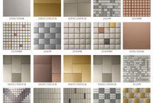 INOXTA Wall Tiles / INOXTA Wall Tiles patterns