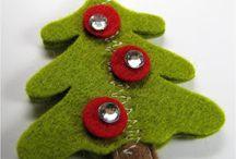 Iarna ornamente