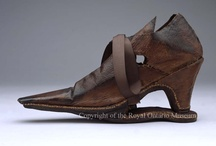 17th century shoes / by Schoenen Museum