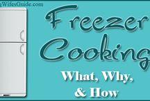 Food | Freezer Meals / by Susan Godfrey