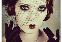 jaren 20 makeup