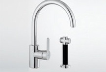 Faucets, Kitchen, Single Hole, Gooseneck / by Home Center Closeouts