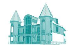 Exterior design, 3d vizualization / Exterior design, 3d vizualization