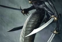 RPG Fantasy - Outras Raças