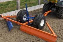 Homestead farm tools