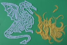 Make: Dentelle lace of all kinds / by suzewah