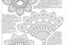 Интересные идеи / Модели вязаной одежды, узоры