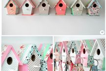 DIY Birdhouses / by Craftionary . net
