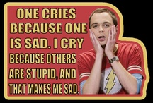 Sheldon / Only on big bang