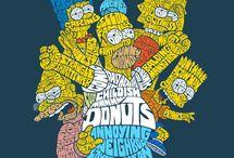 Гиковское Искусство Simpson