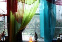 boho-hippie schlafzimmer