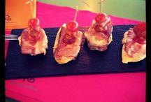 Tapas / Las tapas de nuestros restaurantes: frescas, ricas...ideales para cualquier ocasión con los amigos #tapas #gastronomia