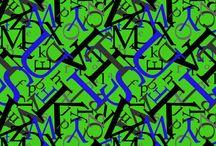 Color Lovers :)  / Tudo feito no site colourlovers.com