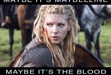 I Wanna Be A Shield Maiden / by LeAnn Robine