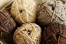 yarn/textile / by Violeta Hernando Puig