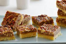 Pecan Desserts