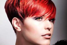 Trend colour / Trend warna rambut dan styling