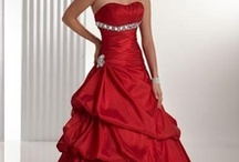 Dresses/Prom Dresses  / by Haley Roberson