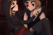 Life is strange and hella cool / this game is so epic wish there was a new dlc about lgbt Rachel&Chloe