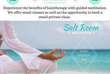 Salt Room Meditation