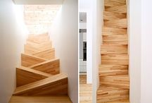 DESIGN PORN-STAIRWAYS / by genevieve gorder