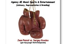 FIGHT WEEK  Jean Pascal vs. Sergey Kovalev March 9th - March 14th, 2015 / DRESS TO RUMBLE   EAT & TRAIN TO LIVE     JOIN US AT RINGSIDE SATURDAY MARCH 14th, 2015 AD AT THE BELL CENTER MONTREAL, QUEBEC CANADA   FORGET THE ODDS, PASCAL'S GOING TO GET THIS DONE  BE THERE: Road to Kovalev-Pascal (Full Show): https://www.youtube.com/watch?v=rBkCyg-