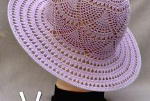 háčkování-klobouk