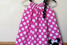 Minnie Mouse dresses