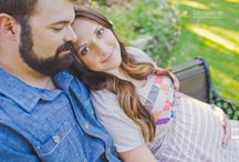 Couple [Outdoors] / Outdoor Couple Photography / by Jessica Gladys Photography