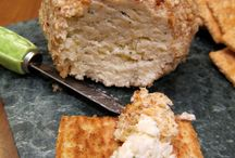 Party dips and cheese ball / by Sherri Wells