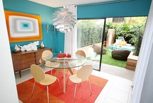 Decorating with color / by Amie Chrisman