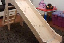 juego en  madera
