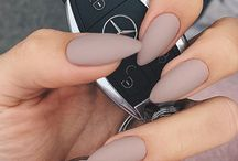 nail fashion and makeup