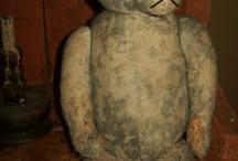 Teddy bear antic