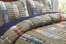 Plaid and Denim Quilts
