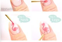 nails- step by step