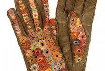 rękawiczki, mitenki