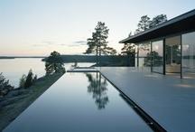 architecture / by Louise Liljencrantz Sievers