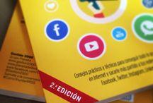 Cómo Triunfar en las Redes Sociales / Segundo libro de Manuel Moreno, @trecebits