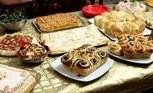 buffet e preparazione