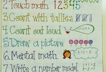 Booster Ideas - Math / by Natalie Matthieu