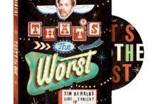 Tim Hawkins DVDs / Every Tim Hawkins DVD on FishFlix.com