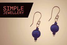 Silver Earrings - Σκουλαρίκια Ασημένια