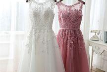 Tanzabschluss Kleid